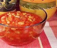 Nacho Bean Soup