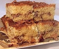 Image of One Egg Easy Crumble Cake