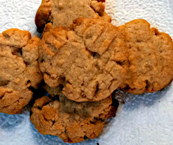 Peanut-Butteriest Cookies