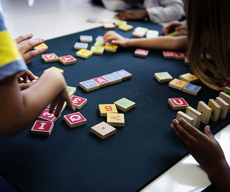 Spelling and Vocabulary Games Using the Multiple Intelligences