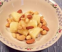 Pineapple and Mixed Nuts