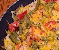 Salami Skillet Potatoes