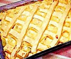 Picture of Salmon Pot Pie