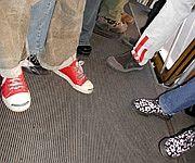 Shoe Watching