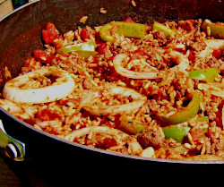 Recipe for Spanish Rice
