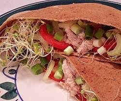 Tuna Salad Pockets