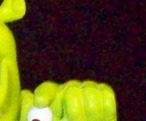 close-up Shrek